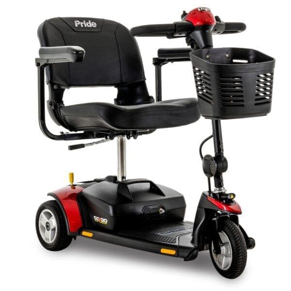 Pride Mobility Go Go Elite Traveller 3-Wheel Scooter