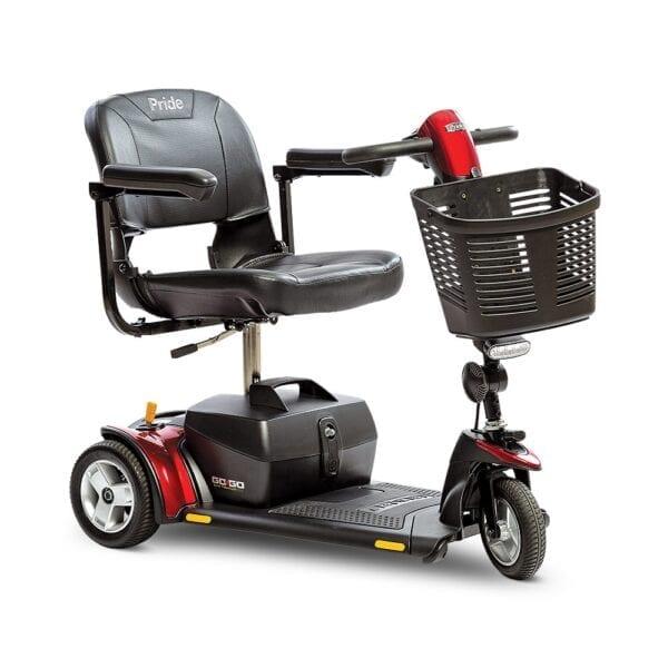 Pride Mobility Go Go Elite Traveller Plus 3-Wheel Scooter