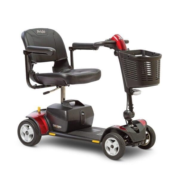 Pride Mobility Go Go Elite Traveller Plus 4-Wheel Scooter