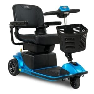 Mid Size & Luxury Scooters 350 lbs and under