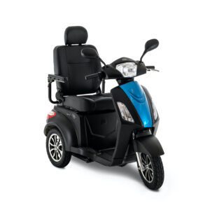 3 Wheel Mid-Size & Luxury Scooters