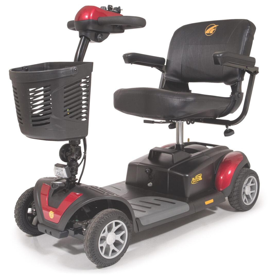 Golden Technologies Buzzaround XL – 4-Wheel