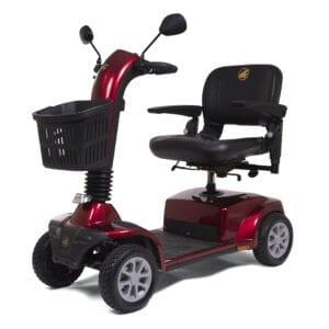 Heavy Duty Travel Mobility Scooters