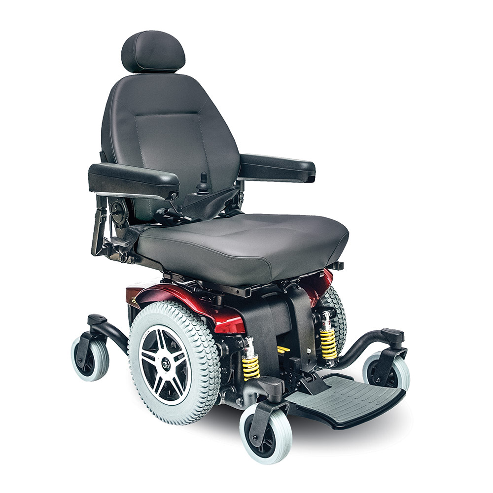 Pride Mobility Jazzy 614 HD