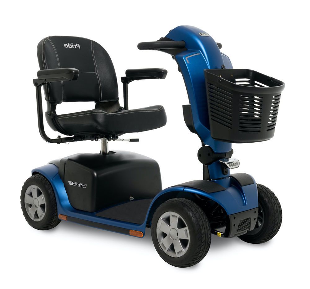 Pride Mobility Victory 10.2 4-Wheel Scooter