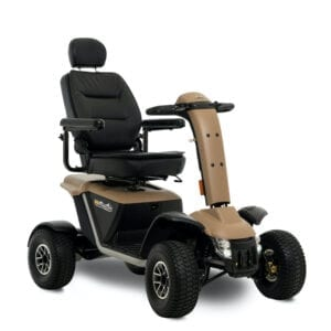 4 Wheel Mid Size & Luxury Scooters