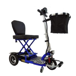 Travel Mobility Scooters: 350 lbs and under