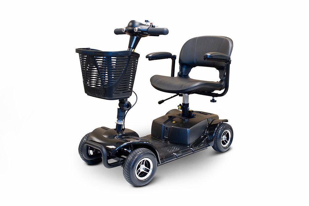 Black E-Wheels M34